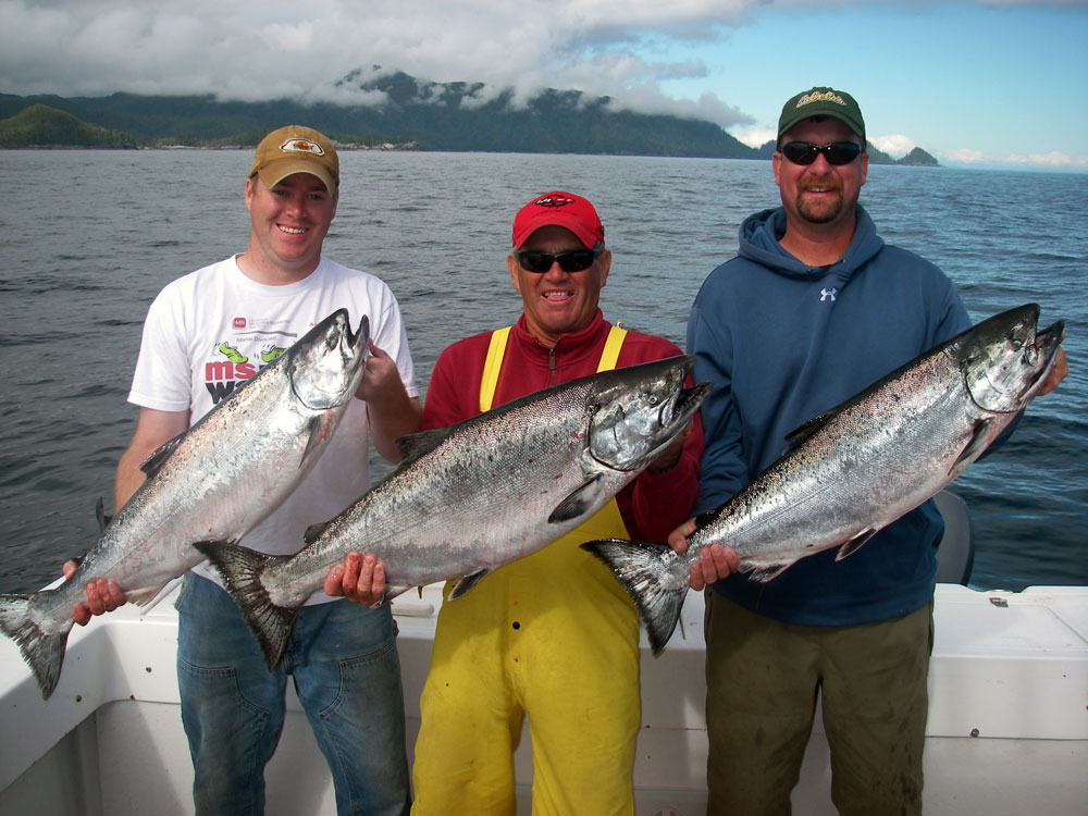 Ketchikan salmon fishing king special alaska hunting blog for King salmon fishing