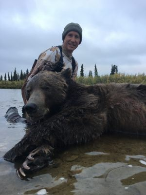2018 Grizzly Bear Hunts - BB10