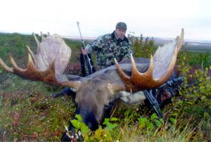 Alaska Moose Hunting Guide